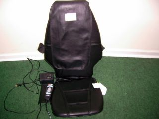 Homedics Shiatsu Back and Seat Massaging Cushion SBM 200