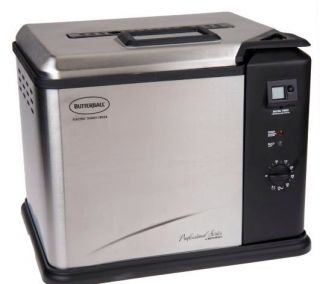 Stainless Butterball Indoor XL Electric Turkey Fryer by Masterbuilt