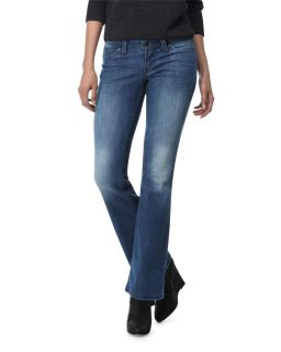 Levis Demi Curve Low Rise Skinny Boot Cut Jeans