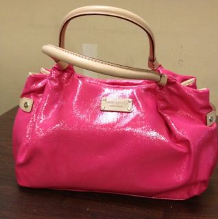 Kate Spade Bag Stevie Meribel Brightpink