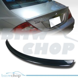 Mercedes Benz CLS Class W219 A Type Rear Boot Trunk Spoiler ●