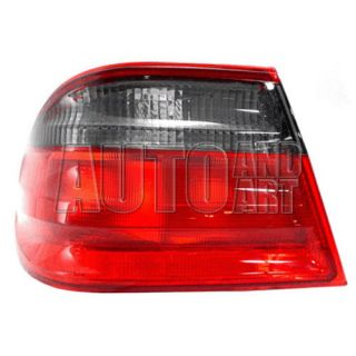 Taillight Taillamp Lens Housing SAE DOT 00 02 Mercedes Benz E Class
