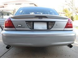 Factory Stock Mercury Marauder Ford Crown Victoria Rear Wing Spoiler