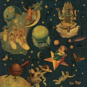 SMASHING PUMPKINS MELLON COLLIE THE INFINITE SADNESS 4LP 180 GR VINYL
