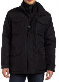 Michael Michael Kors Large Mens Winter Jacket MM43020 Black