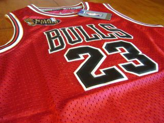 Michael Jordan Chicago Bulls Youth Jersey Size XL