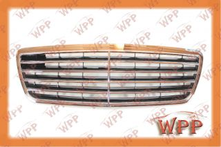 Mercedes Benz E Class W210 Grille 1999 to 2002 Elegance Avantgarde