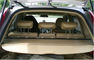 Trunk Cargo Cover for Mercedes Benz ml Series 2006 2011