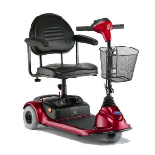 Lynx 3 Wheel Microportable Travel Scooter New Invacare
