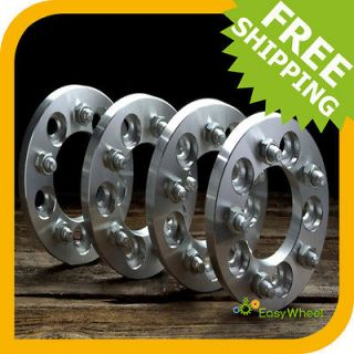 Ford Explorer Wheel Spacers Adapters 5x4.5 1 inch 2WD 4WD Sport Trac