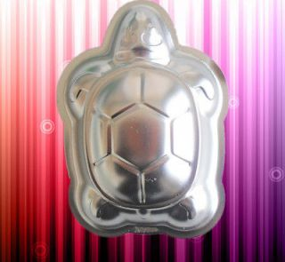 1PCS Little Turtle shape Aluminum cake pan baking mold cake mold