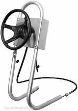 CONSOLE STEERING SYSTEM FOR INFLATABLE, RIB OR ALUMINUM JON BOAT