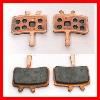 AVID MTB Metallic Sintered Disc Brake Pads Lining for All JUICY/BB7