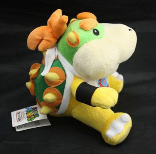 Super Mario Brothers Bowser Koopa Jr. Junior Soft Doll Plushie small