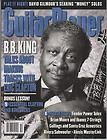 Guitar Player Magazine (October 2000) B.B. King