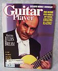 GUITAR PLAYER MAGAZINE   JUNE 1990 (JULIAN BREAM)