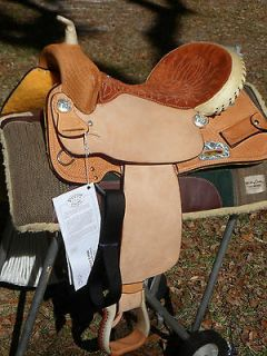 billy cook barrel racing saddles