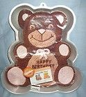 Wilton 1982 Teddy Bear cake pan *RETIRED