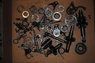 1984 Honda CR250 CR250R Dirt Bike Engine Parts Bundle