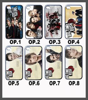 New Big Time Rush Band Case for Apple iPhone3 4 4S 4G