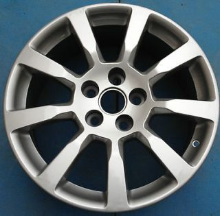 ONE 2008 2009 CADILLAC CTS 18 x 8.5 FACTORY OEM WHEEL RIM GREY 4628