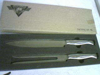 American Fishing club Model F1611 Carving set Knife Kitchen knife