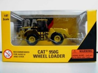 CAT 950G WHEEL LOADER Die cast 187 SCALE MODEL