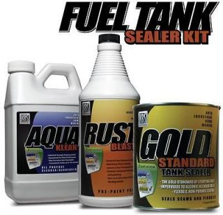 KBS Coatings Auto Fuel Tank Sealer Kit 53000