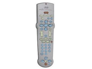 UNIVERSAL ALL IN ONE VIDEO/TV/CABLE / CEILING FAN REMOTE TE CONTROL