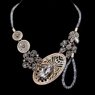 art deco necklace gold in Vintage & Antique Jewelry