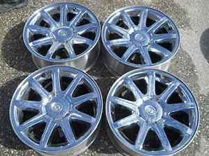 Chrysler 300C 18 Chrome Alloy Wheel Rims Set OEM LKQ
