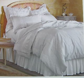 Simply Shabby Chic Floral Scroll Twin 2 Piece Comforter Set
