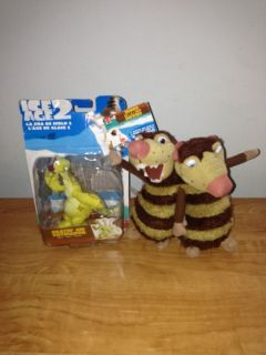 2012 MCDONALDS HAPPY MEAL TOY ICE AGE CONTINENTAL DRIFT #6 CAPTAIN