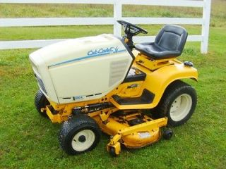 Cub Cadet 1864 Garden Tractor   48 deck, power steering