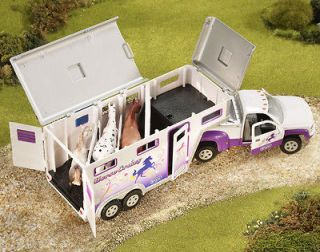 Horse Crazy Truck & Trailer Stablemates 5369