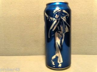 MICHAEL JACKSON ALUMINUM PEPSI CAN FULL 16 OZ