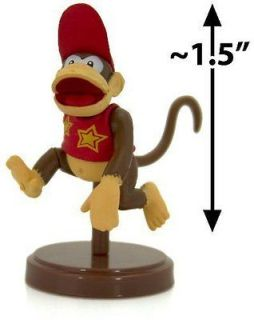 DIddy Kong ~1.5 Mini Figure [Choco Egg Mini Figure Series #2]