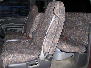 1998 2001 Dodge Ram Truck 2 Row set Exact Seat Covers Conceal