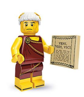 Newly listed LEGO Minifigure Series 9 Roman Emperor