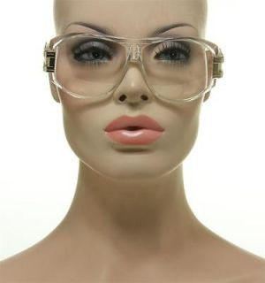 New 80s Hip Hop Hot Fashion Scene Glasses Clear Frame Lens 163 Style