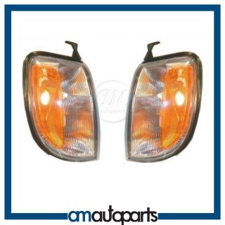 Nissan Xterra Frontier Pickup Truck Side Corner Marker Parking Light