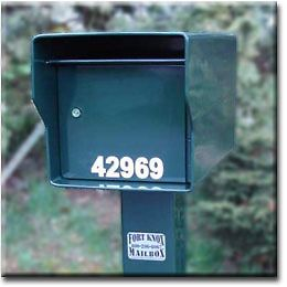 Fort Knox Mailbox Heavy Duty EXTREME SECURITY Built like a tank