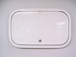 11 1/4 RV Camper Trailer Fifth Wheel Storage Cargo Hatch Door