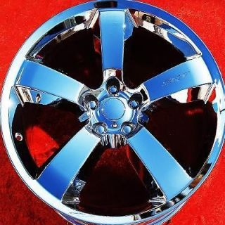 20 DODGE CHARGER SRT8 OEM CHROME WHEELS RIMS MAGNUM CHALLENGER 2262