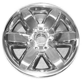 2010 2011 2012 GMC Sierra Yukon Denali Chrome Clad Alloy Wheel Rim