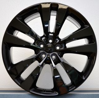 Charger 2012 SRT8 Gloss Black 300C Magnum Challenger Wheels Rims Set