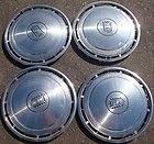 1985 1986 Ford LTD 14 HUBCAPS wheel covers 838 trailer