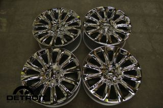 Chrysler 300 Chrome 2007 2013 Wheels Rims Factory 12 Spoke