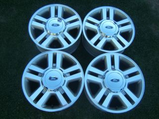 Expedition 18 Alloy Wheels Rims 6 Lug 2004 2012 Lariat FX4 FX2