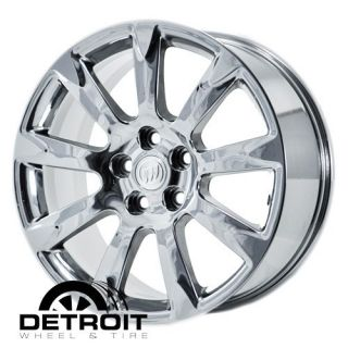 ALLURE LACROSSE 2010 2011 PVD Bright Chrome Wheels Rims Factory 4097